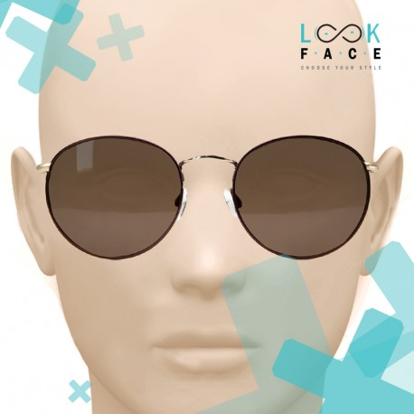 LOOKFACE - Noah - Polarizzato Marrone