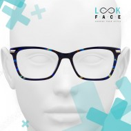 LOOKFACE - Alessandra (Blu)