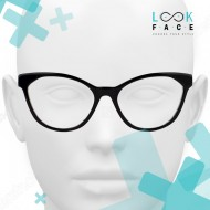 LOOKFACE - Paranà (Nero)