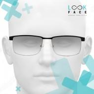 LOOKFACE - Nelson (Nero) con lenti fotocromatiche