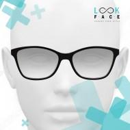 LOOKFACE - Mackenzie (Nero) con lenti fotocromatiche