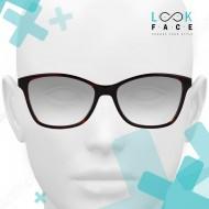 LOOKFACE - Mackenzie (Marrone) con lenti fotocromatiche