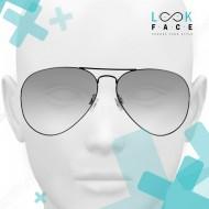 LOOKFACE - Pearl (Nero) con lenti fotocromatiche