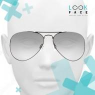 LOOKFACE - Pearl (Argento) con lenti fotocromatiche