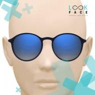 LOOKFACE - Jim blu